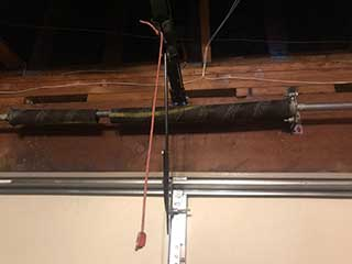Broken Garage Door Spring Replacement In Eagan